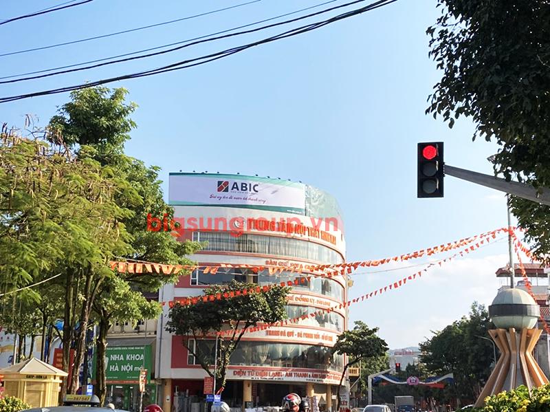 Quảng cáo cho nhãn ABIC tại các tỉnh